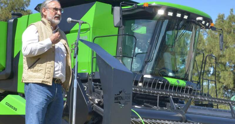 El Indec reveló el boom por el que atraviesa la industria, con una suba en ventas de sembradoras, implementos y tractores.