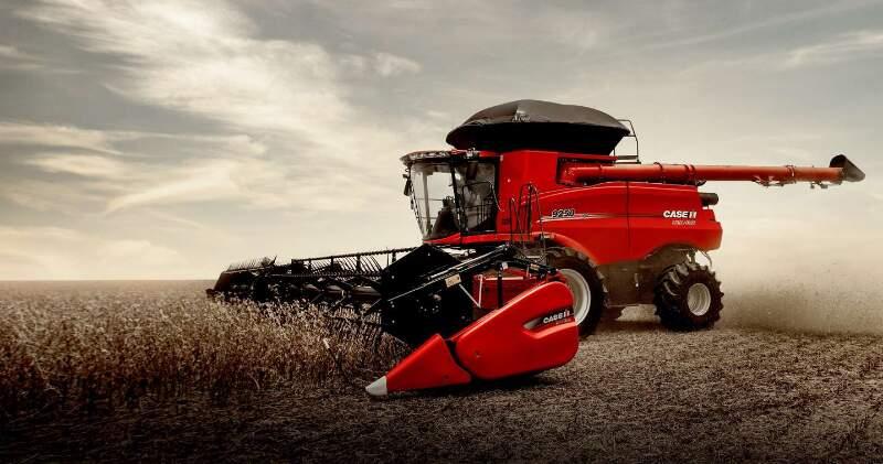 En medio del auge de las ventas de maquinaria agrícola, se presentaron nuevas líneas de cosechadoras con importantes innovaciones tecnológicas.
