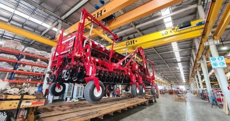 """Presentan proyecto de ley para crear el """"DNI"""" de la maquinaria agrícola"""