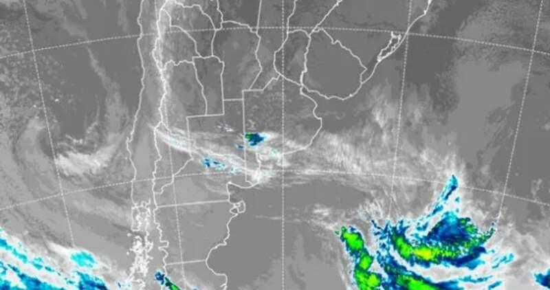 El pronóstico señala que se esperan fenómenos meteorológicos peligrosos para la sociedad, los bienes y el medio ambiente.