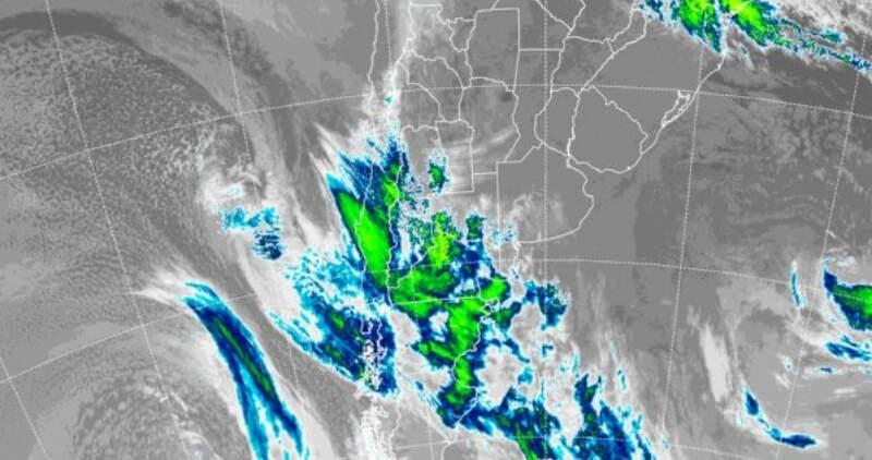 Habrá paulatino ascenso de la temperatura con lluvias aisladas