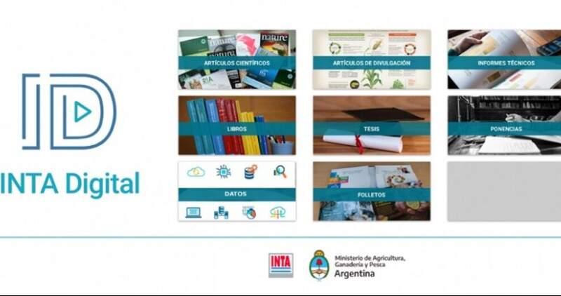INTA Digital: patrimonio científico al servicio de la comunidad