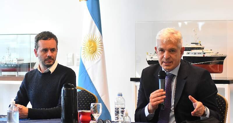 """Domínguez: """"La pesca es un sector estratégico"""""""