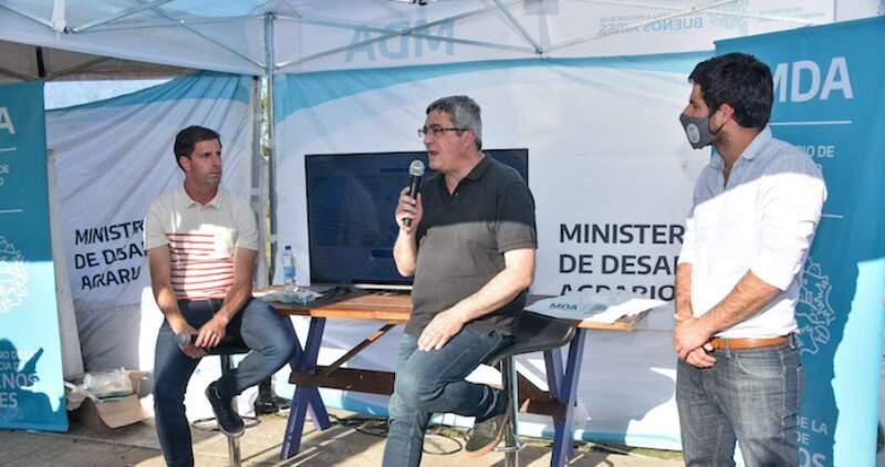 Promocionarán la producción y el consumo de alimentos elaborados en la provincia de Buenos Aires